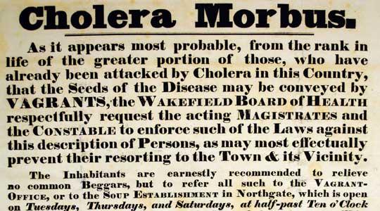 cholera-morbus